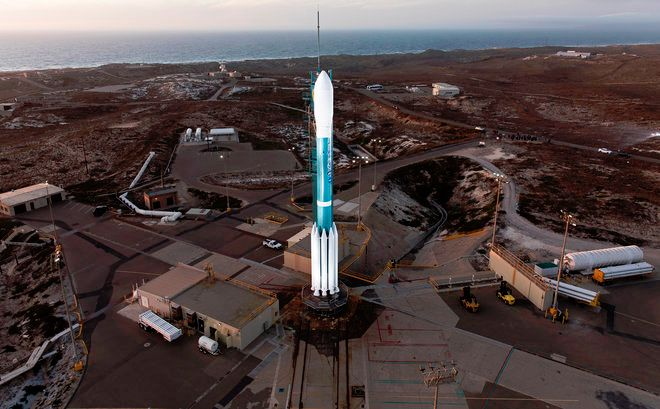HIGH-TECH WEATHER SATELLITE TO LAUNCH EARLY SATURDAY AFTER DELAYS: WATCH LIVE