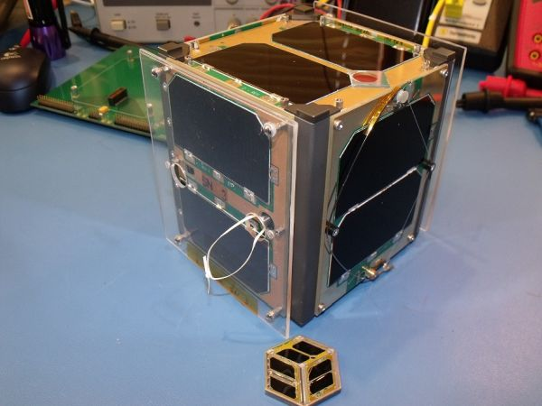 RadFxSat (Fox-1B) Launched Successfully, Designated AO-91