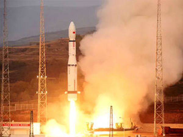 CHINA LAUNCHES THREE REMOTE SENSING SATELLITES