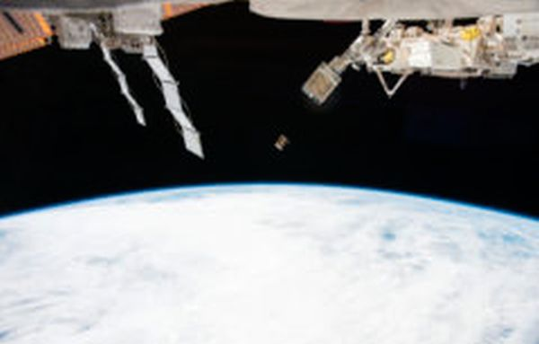 NANORACKS COMPLETES 13TH CUBESAT DEPLOYMENT MISSION FROM SPACE STATION