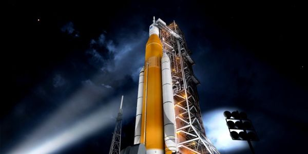 NASA'S FLAGSHIP ROCKET FACES YET ANOTHER DELAY