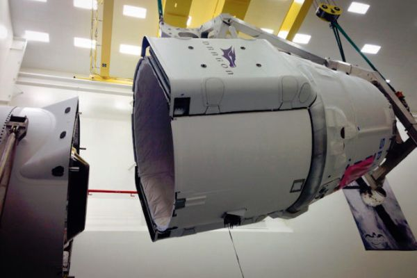 SPACE STATION CARGO FLIGHT NEXT ON SPACEX'S LAUNCH SCHEDULE