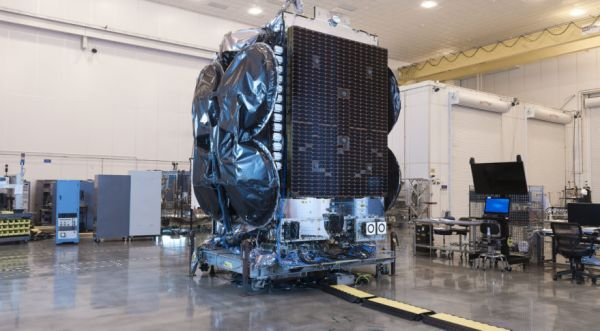 ORBITAL ATK SHIPS TARDY AL YAH 3 SATELLITE FOR JANUARY LAUNCH