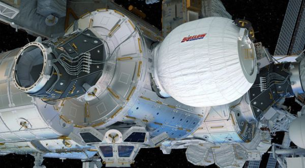 PRIVATE INFLATABLE HABITAT WILL STAY AT SPACE STATION FOR AT LEAST 3 MORE YEARS