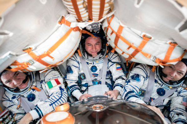 SPACE STATION CREW RETURNS TO EARTH TONIGHT: HOW TO WATCH LIVE