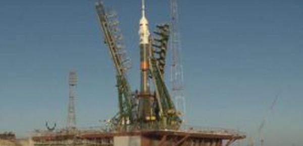SOYUZ MS-07 PREPARES FOR FINAL HUMAN LAUNCH OF 2017