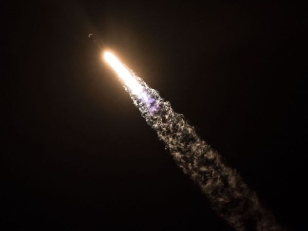 CLASSIFIED SATELLITE FELL INTO OCEAN AFTER SPACEX LAUNCH, OFFICIAL CONFIRMS