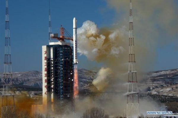 SECOND SUPERVIEW SATELLITE PAIR LAUNCHED FROM CHINA