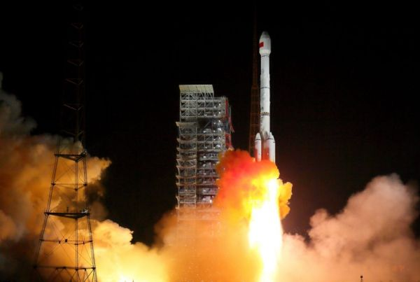 CHINA LAUNCHES LATEST BEIDOU-3M SATELLITE DUO