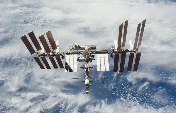 INTERNATIONAL SPACE STATION'S ORBIT TO BE RAISED BY 600 METERS