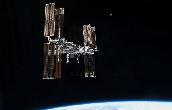 ISS ORBIT RAISED BY 400 METERS
