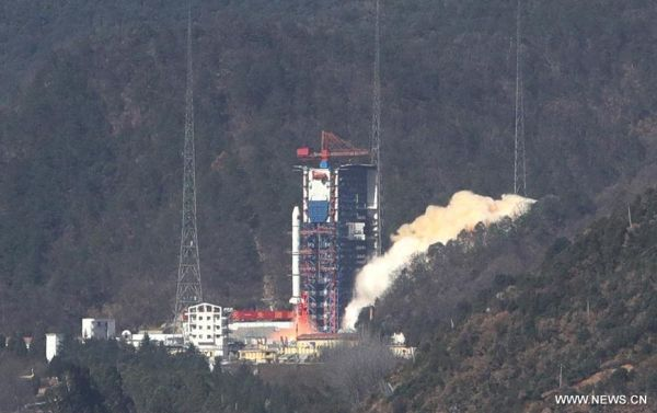 China launches fourth trio of Yaogan military satellites since September