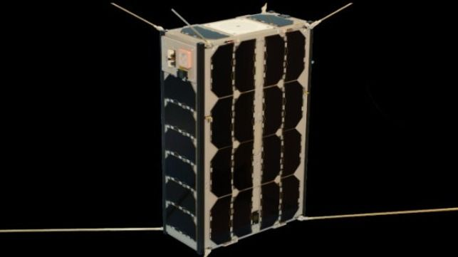 UNIQUE DANISH NANO-SATELLITE IN ORBIT AROUND THE ARCTIC