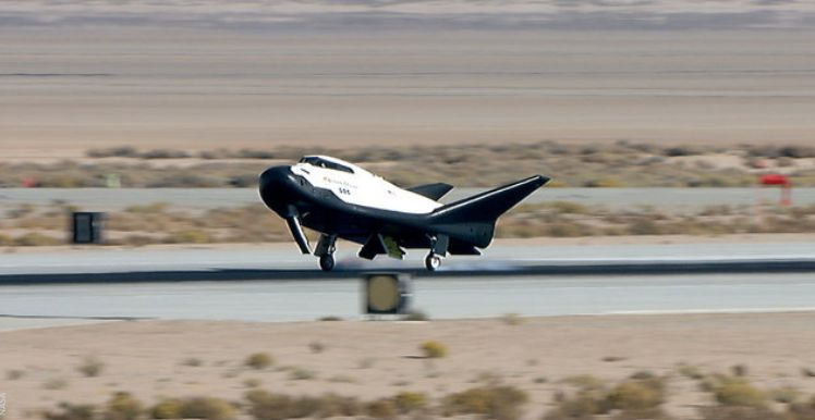 SIERRA NEVADA'S MINISHUTTLE IS GO FOR SPACE STATION SUPPLY DELIVERIES IN 2020