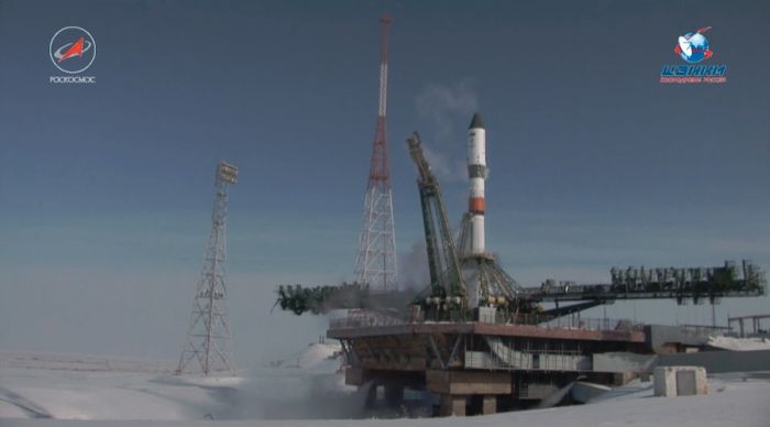 RESUPPLY LAUNCH SCRUBBED, THWARTING FAST-TRACK RENDEZVOUS WITH SPACE STATION