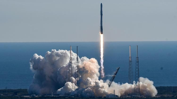 SpaceX ready to try again with Spanish satellite launch