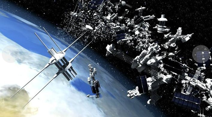 SpaceX's Starlink Satellite Program Could Start a Space Junk Disaster