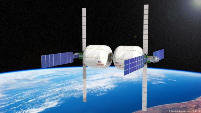 MANKIND'S FIRST SPACE HOTEL IS COMING IN 2021 - PROBABLY