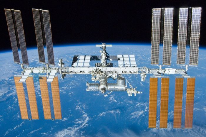 ISS ORBIT RAISED BY 400 METERS BEFORE MANNED SPACEFLIGHT LAUNCH