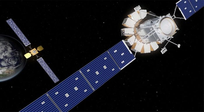 ORBITAL ATK UNVEILS NEW VERSION OF SATELLITE SERVICING VEHICLE