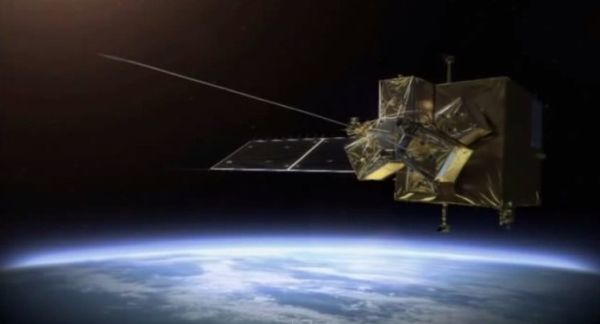 AIRBUS BUILDING 'SPACE HARPOON' TO CAPTURE ROGUE SATELLITES ORBITING EARTH