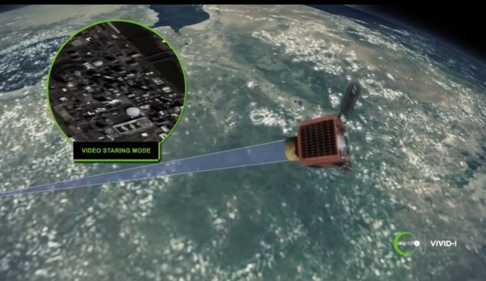 BRITISH STARTUP EARTH-I SHARES FIRST COLOR VIDEO FROM ITS VIVIDX2 SATELLITE