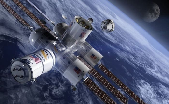 THE AURORA STATION WILL BE THE FIRST LUXURY HOTEL IN SPACE