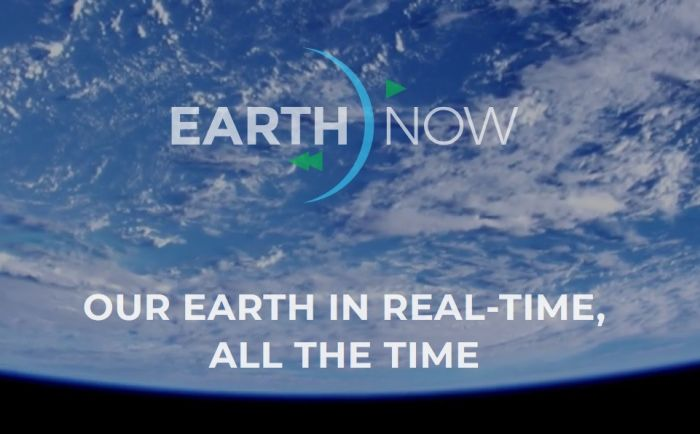 EARTHNOW PROMISES REAL-TIME VIEWS OF THE WHOLE PLANET FROM A NEW SATELLITE CONSTELLATION