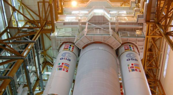 Arianespace to launch Japanese broadcast satellite