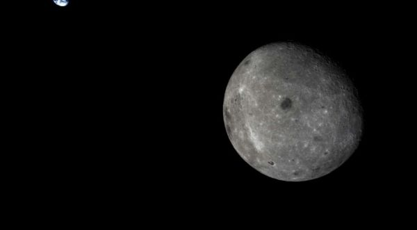 CHINA PREPARING TO LAUNCH CHANG'E-4 RELAY SATELLITE MAY 21