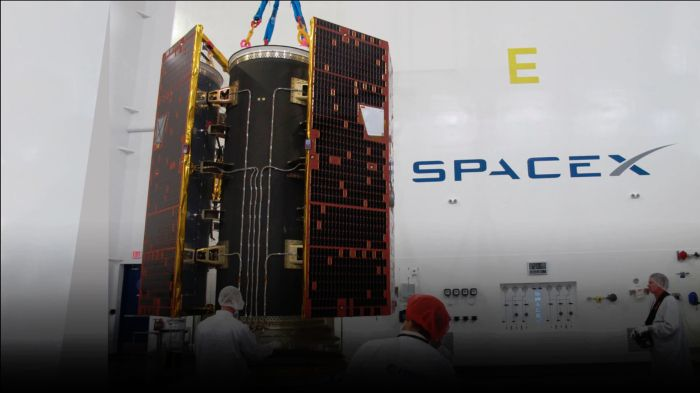 SPACEX LAUNCH OF NASA AND IRIDIUM SATELLITES DELAYED UNTIL MAY 22