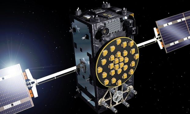 UK WILL BUILD OWN SATELLITE SYSTEM IF FROZEN OUT OF EU'S GALILEO – CHANCELLOR