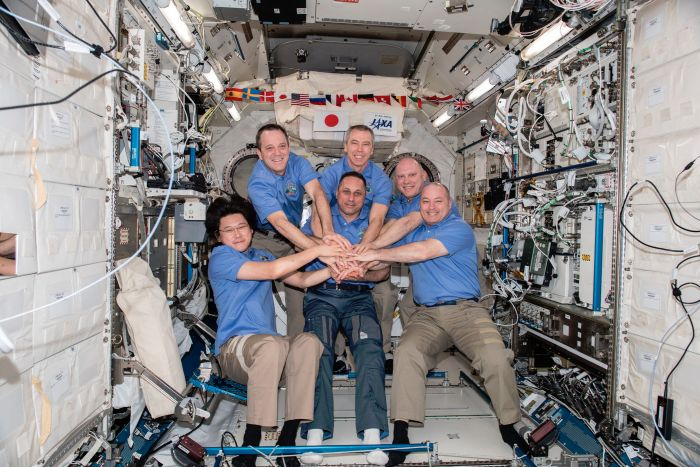 INTERNATIONAL CREW RETURNS HOME FROM SPACE STATION SUNDAY: WATCH LIVE
