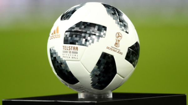 THE 2018 WORLD CUP BALL IS NAMED AFTER A 1960S SATELLITE
