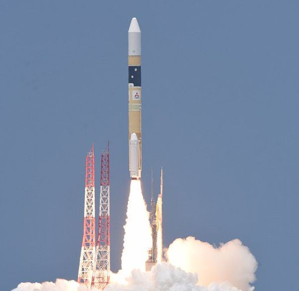 JAPANESE INTELLIGENCE-GATHERING SATELLITE SUCCESSFULLY LAUNCHED