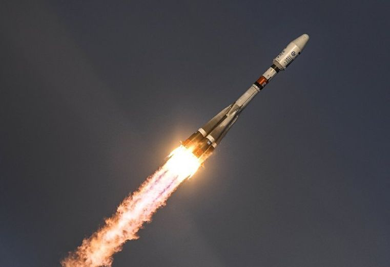 RUSSIA LAUNCHES SOYUZ-2.1B CARRIER ROCKET WITH GLONASS-M NAVIGATION SATELLITE
