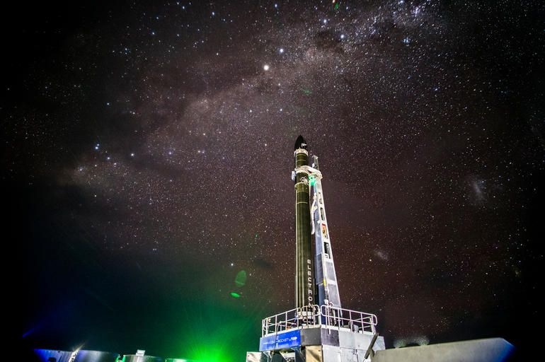 IT'S BUSINESS TIME: ROCKET LAB PREPARES FOR LAUNCH OUT OF NEW ZEALAND