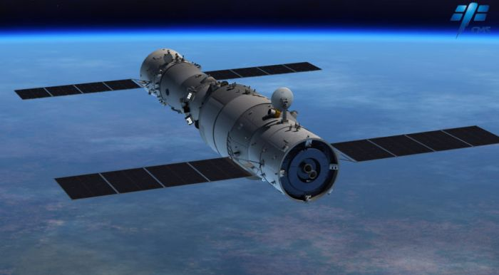 CHINA APPEARS TO BE PREPARING TO DEORBIT ITS TIANGONG-2 SPACE LAB