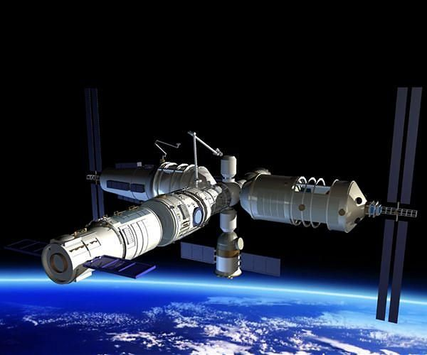 Russia, China Consider Joint Space Station - Source