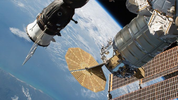 U.S. cargo craft tests reboost capability at International Space Station