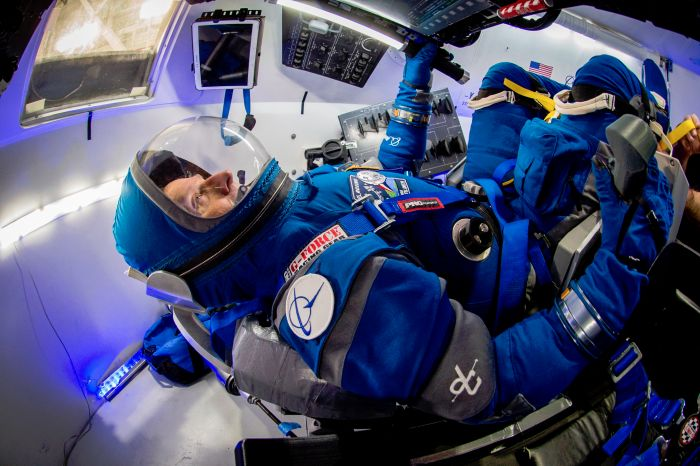 COMMERCIAL CREW ASTRONAUTS PREPARE FOR LAUNCH — WHAT WILL THEY WEAR?