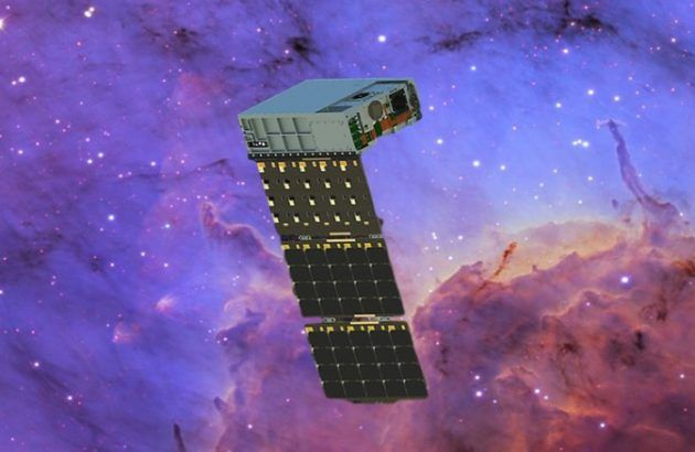HOW SMALL SATELLITES TACKLE BIG CHALLENGES, FROM ORBITAL MANUFACTURING TO EXOPLANETS