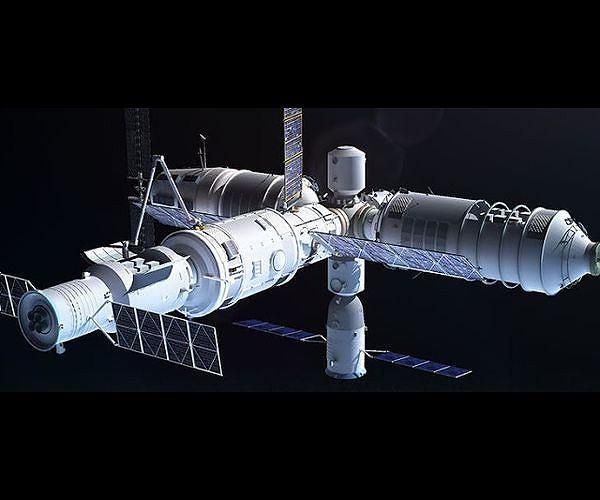 CHINA'S 'HEAVENLY PALACE' SPACE STATION TO BE LAUNCHED IN 2022