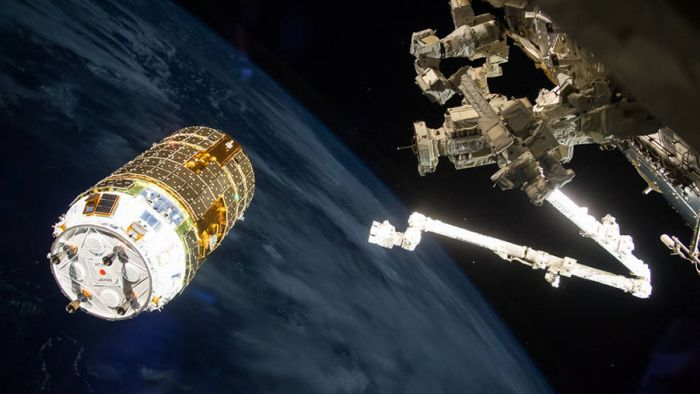 Japan Is Go for Monday Cargo Launch to Station