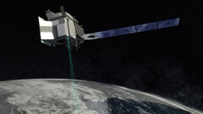 NASA TO LAUNCH SATELLITE TRACKING EARTH'S MELTING ICE ON SATURDAY