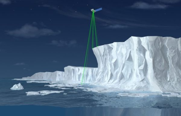 SCIENTISTS EAGER TO RENEW GLOBAL ICE MEASUREMENTS WITH ICESAT 2 MISSION
