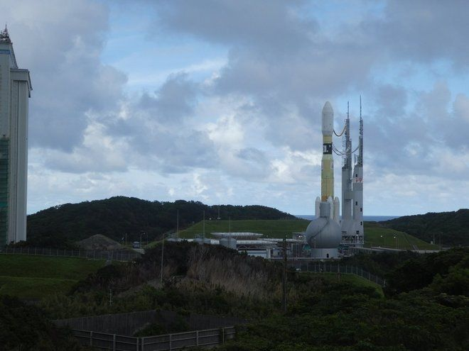 JAPAN DELAYS LAUNCH OF NEW SPACE STATION CARGO SHIP AGAIN