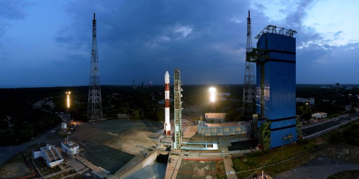 ISRO'S FULLY-COMMERCIAL PSLV SATELLITE LAUNCH ON SUNDAY