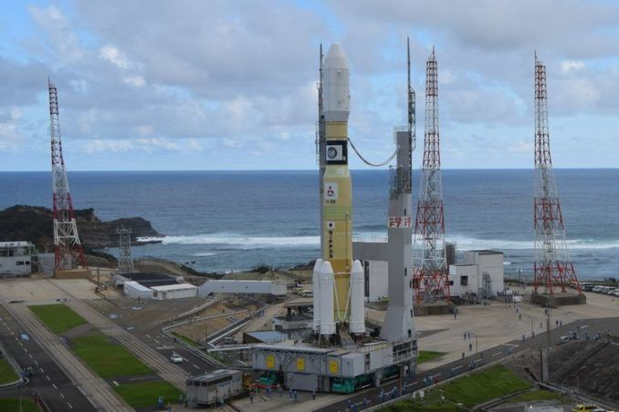 Launch of Japan's seventh HTV supply ship reset for Saturday