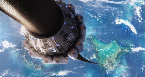 A colossal elevator to space could be going up sooner than you ever imagined